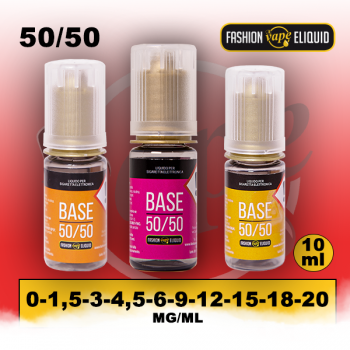 Booster Base 50/50 con Nicotina 10ml