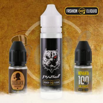 Liquidi da Inalazione Mix&Vape per Sigarette Elettroniche