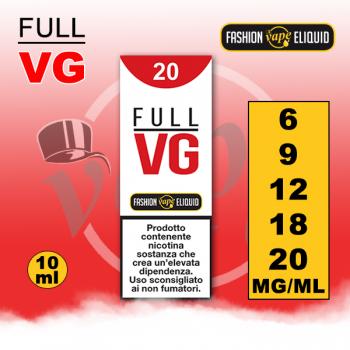 Booster Full VG con Nicotina per Sigarette Elettroniche
